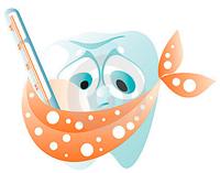 температура и болит зуб