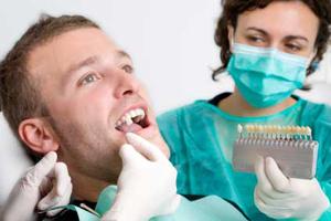 вставить зуб металлокерамика