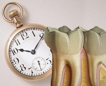временная пломба болит зуб