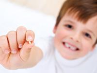 болят ли молочные зубы