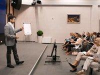 семинар Михаила Соломонова в Минске