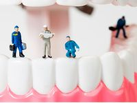 Как проходит имплантация зубов нижней челюсти