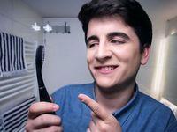 говорящая зубная щетка